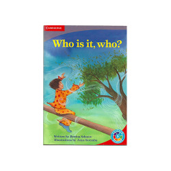 Who is it, who? - Tina Schouw